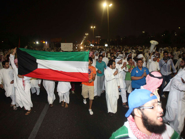 an analysis of arab state of kuwait